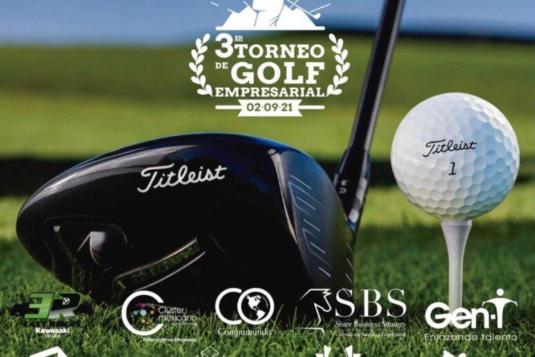 3er Torneo de Golf Empresarial